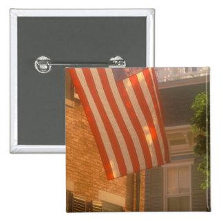 North America, USA, Massachusetts, Nantucket 2 Button
