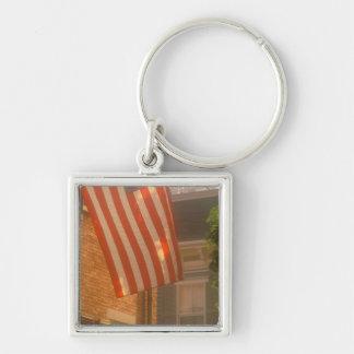 North America, USA, Massachusetts, Nantucket 2 Keychain