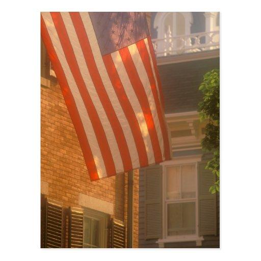 North America, USA, Massachusetts, Nantucket 2 Postcard