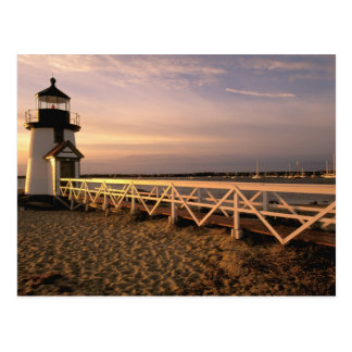 North America, USA, Massachusetts, Nantucket 3 Postcard