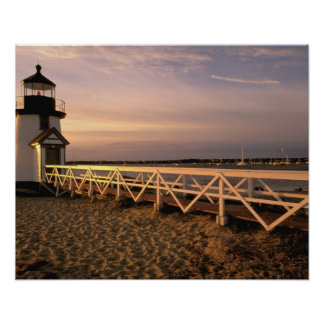 North America, USA, Massachusetts, Nantucket 3 Poster