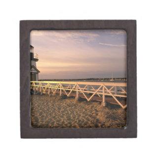 North America, USA, Massachusetts, Nantucket 3 Premium Jewelry Box