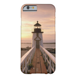 North America, USA, Massachusetts, Nantucket 4 Barely There iPhone 6 Case