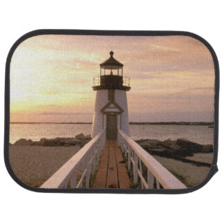 North America, USA, Massachusetts, Nantucket 4 Car Mat