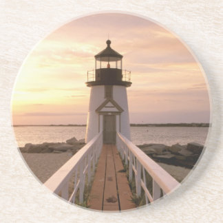 North America, USA, Massachusetts, Nantucket 4 Drink Coaster