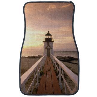 North America, USA, Massachusetts, Nantucket 4 Floor Mat