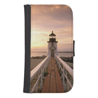 North America, USA, Massachusetts, Nantucket 4 Galaxy S4 Wallet Case