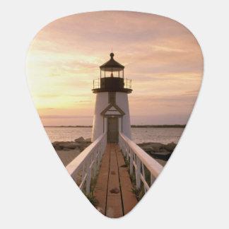 North America, USA, Massachusetts, Nantucket 4 Guitar Pick