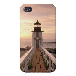 North America, USA, Massachusetts, Nantucket 4 iPhone 4/4S Case