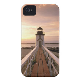North America, USA, Massachusetts, Nantucket 4 iPhone 4 Case