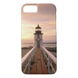North America, USA, Massachusetts, Nantucket 4 iPhone 8/7 Case