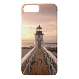 North America, USA, Massachusetts, Nantucket 4 iPhone 8 Plus/7 Plus Case