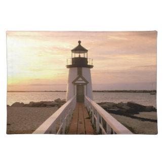 North America, USA, Massachusetts, Nantucket 4 Placemat