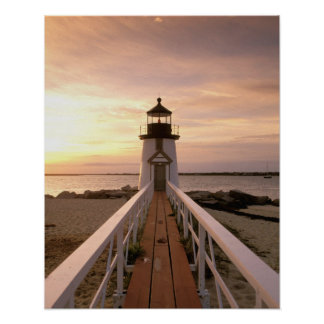 North America, USA, Massachusetts, Nantucket 4 Poster