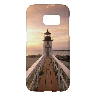 North America, USA, Massachusetts, Nantucket 4 Samsung Galaxy S7 Case