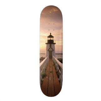 North America, USA, Massachusetts, Nantucket 4 Skateboard Deck