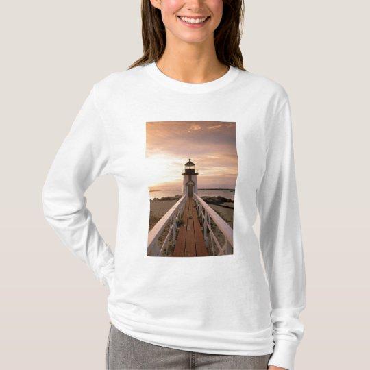 North America, USA, Massachusetts, Nantucket 4 T-Shirt