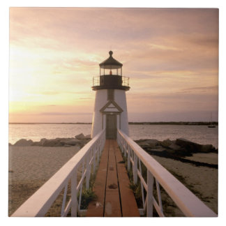 North America USA Massachusetts Nantucket 4 Tiles