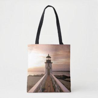 North America, USA, Massachusetts, Nantucket 4 Tote Bag