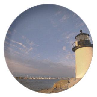 North America, USA, Massachusetts, Nantucket Plate