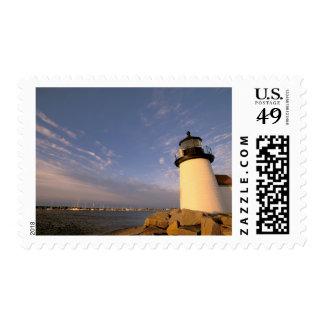 North America, USA, Massachusetts, Nantucket Stamps
