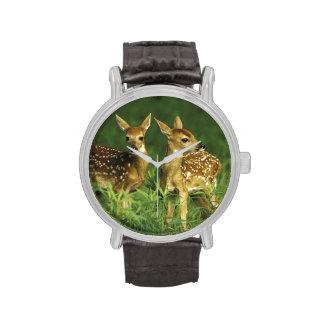 North America USA Minnesota White-tailed 2 Watches