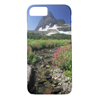North America, USA, Montana, Glacier National 3 iPhone 7 Case