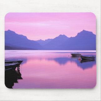 North America, USA, Montana, Glacier National Mouse Pad
