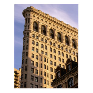 North America, USA, New York, New York City. 4 Postcard
