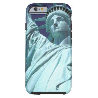 North America, USA, New York, New York City. 7 Tough iPhone 6 Case
