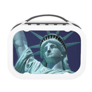 North America, USA, New York, New York City. 7 Yubo Lunch Box