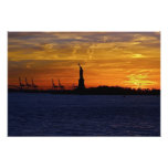 North America, USA, New York, New York City. 7 Photo Print