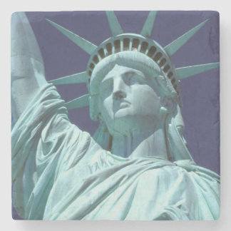 North America, USA, New York, New York City. 7 Stone Coaster