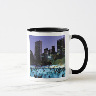 North America, USA, New York, New York City. 9 Mug