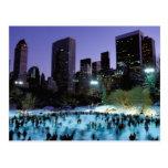 North America, USA, New York, New York City. 9 Postcard