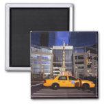 North America, USA, New York, New York City Magnet