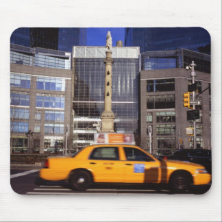 North America, USA, New York, New York City Mouse Pad