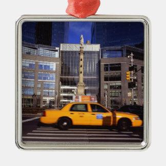 North America, USA, New York, New York City Christmas Tree Ornament