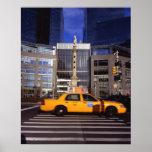 North America, USA, New York, New York City Poster