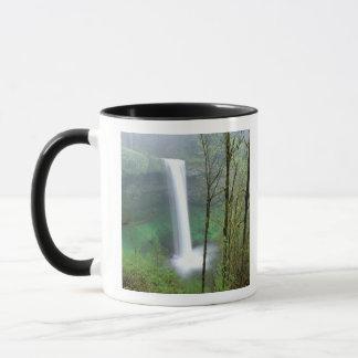 North America, USA, Oregon, Silver Falls State Mug