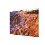 North America, USA, Utah, Bryce Canyon 2 Canvas Print