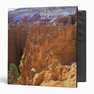 North America, USA, Utah, Bryce Canyon 2 Vinyl Binders