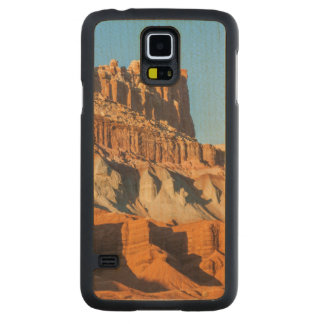 North America, USA, Utah, Torrey, Capitol Reef 3 Carved Maple Galaxy S5 Case