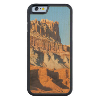 North America, USA, Utah, Torrey, Capitol Reef 3 Carved Maple iPhone 6 Bumper Case