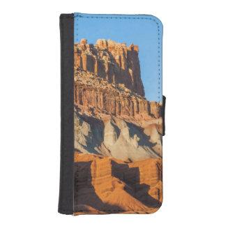 North America, USA, Utah, Torrey, Capitol Reef 3 iPhone SE/5/5s Wallet Case