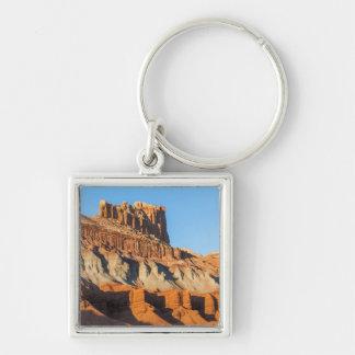 North America, USA, Utah, Torrey, Capitol Reef 3 Keychain