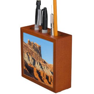 North America, USA, Utah, Torrey, Capitol Reef 3 Pencil Holder