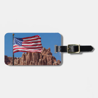 North America, USA, Utah, Torrey, Capitol Reef Luggage Tag