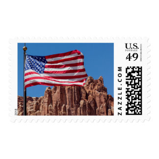 North America, USA, Utah, Torrey, Capitol Reef Postage