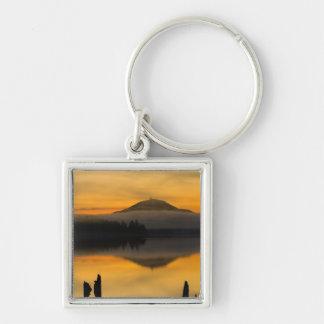 North America, USA, WA, Olympic National Park. Keychain